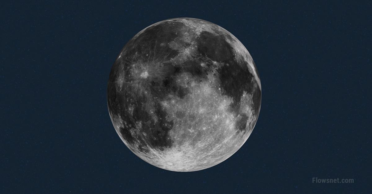 Pirms miljardiem gadu Mēness bija apdzīvots